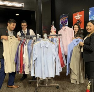 Assemblymember Holds Inaugural Suit Drive