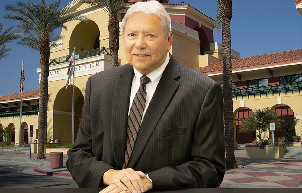John Aguilar to Make Cathedral City History