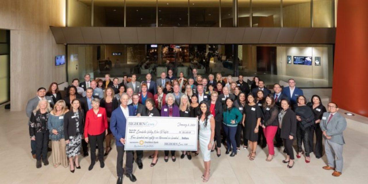 BIGHORN Cares Donates $480,000 to Nonprofits