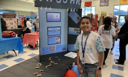 AVID Students Give Rise to College Fair