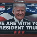 Republicans Rally Support for Trump's Visit to Valley