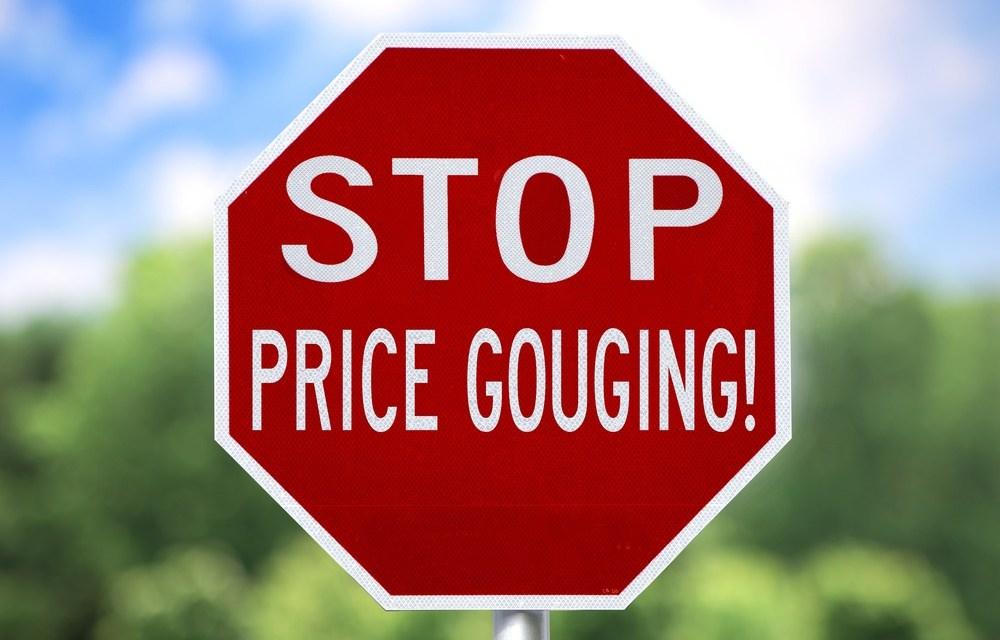 Price Gouging Hotline Set Up in Riverside County