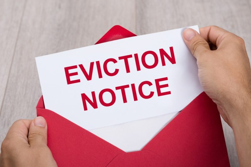 Garcia, Colleagues Seek Statewide Eviction Ban