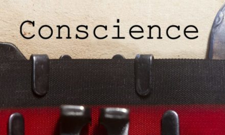 A Question of Conscience [Opinion]