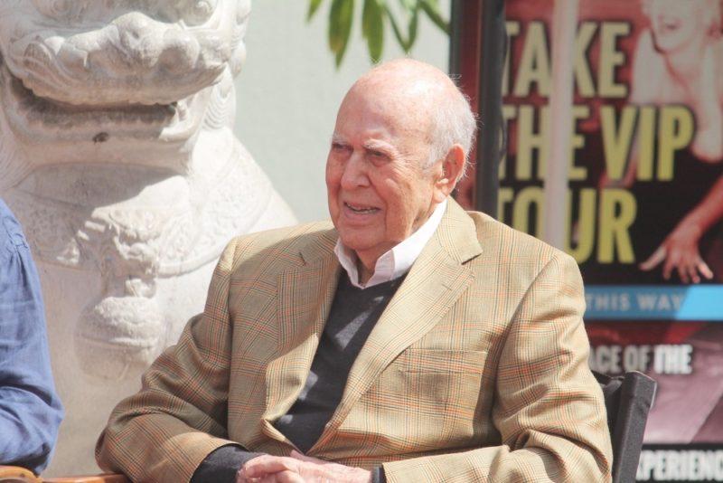 Carl Reiner, Comedy Legend, Dead at 98
