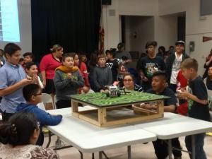Thomas Jefferson Middle School: Jaguar Nation