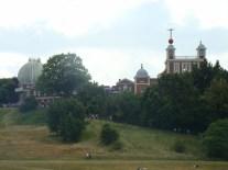 Greenwich... o marco zero!