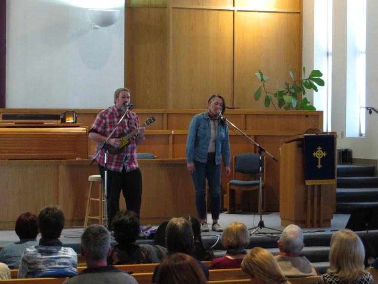 Manitoba Hal Workshop & Concert 2018