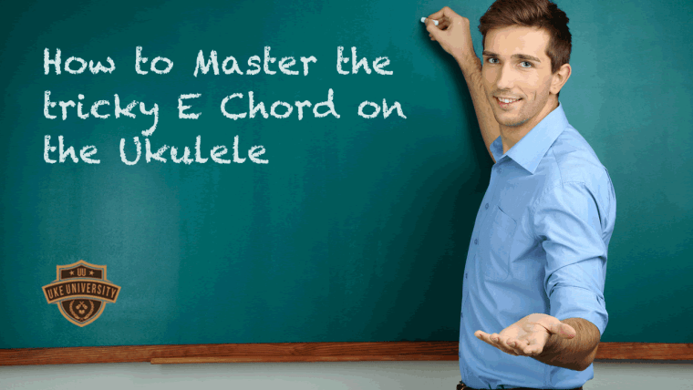 How to Master the Tricky E Chord
