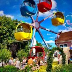 Peppa Pig World Kids go FREE