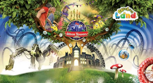 alton towers offers