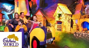 Cadbury World Tickets Offer - Save 14% off Entry