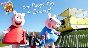 Peppa Pig World Family Break Get Second Day FREE and Save £80