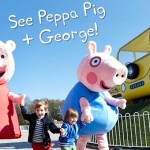 Peppa Pig World Get Second Day FREE