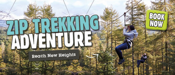 Zip Trekking with Goape