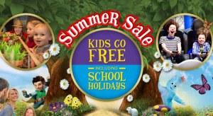 Alton Towers Kids go FREE