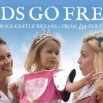 Warwick Castle Breaks Kids Go FREE from just £130