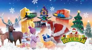 Legoland Christmas Bricktacula Family Breaks from £189