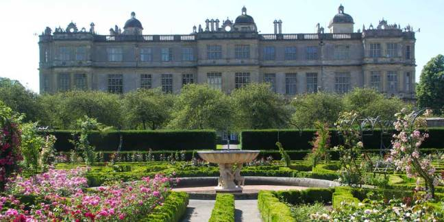 Longleat House and Gardens
