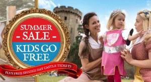 Warwick Castle Breaks Kids Go FREE