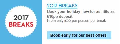 butlins 2017 holidays