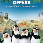 Chessington World of Adventures 2 Days for the Price of 1