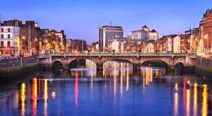 Dublin, Ireland -1-3 Night Stay With Flights including Dublin Zoo Tickets from £69pp