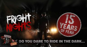 Thorpe Park Exclusive 10% Discount off Fright Nights Packages