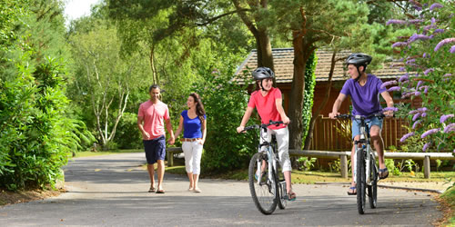 Parkdean 24 award winning holiday parks throughout the UK