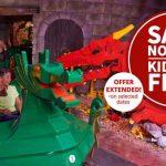 Legoland Windsor Kids go Free in 2015