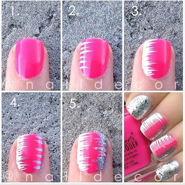 Nail Art Tutorial Step By For Beginners 25