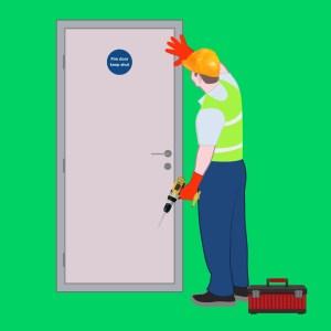 Fire Door Installation Course