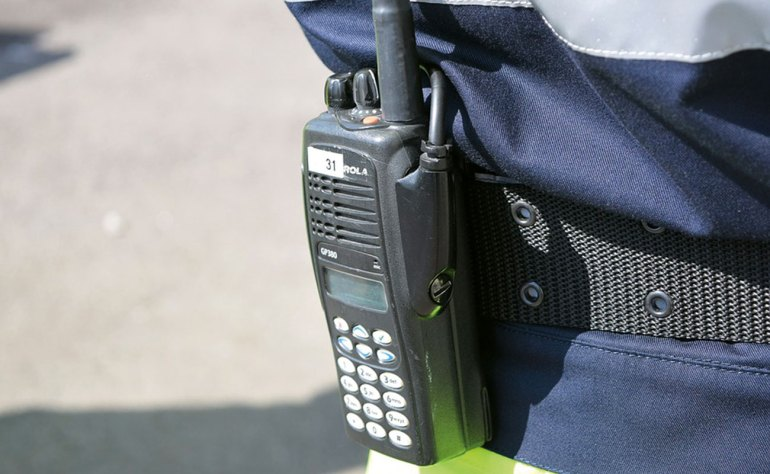 It is vital that radio coverage is reliable and secure for front-line firefighters.