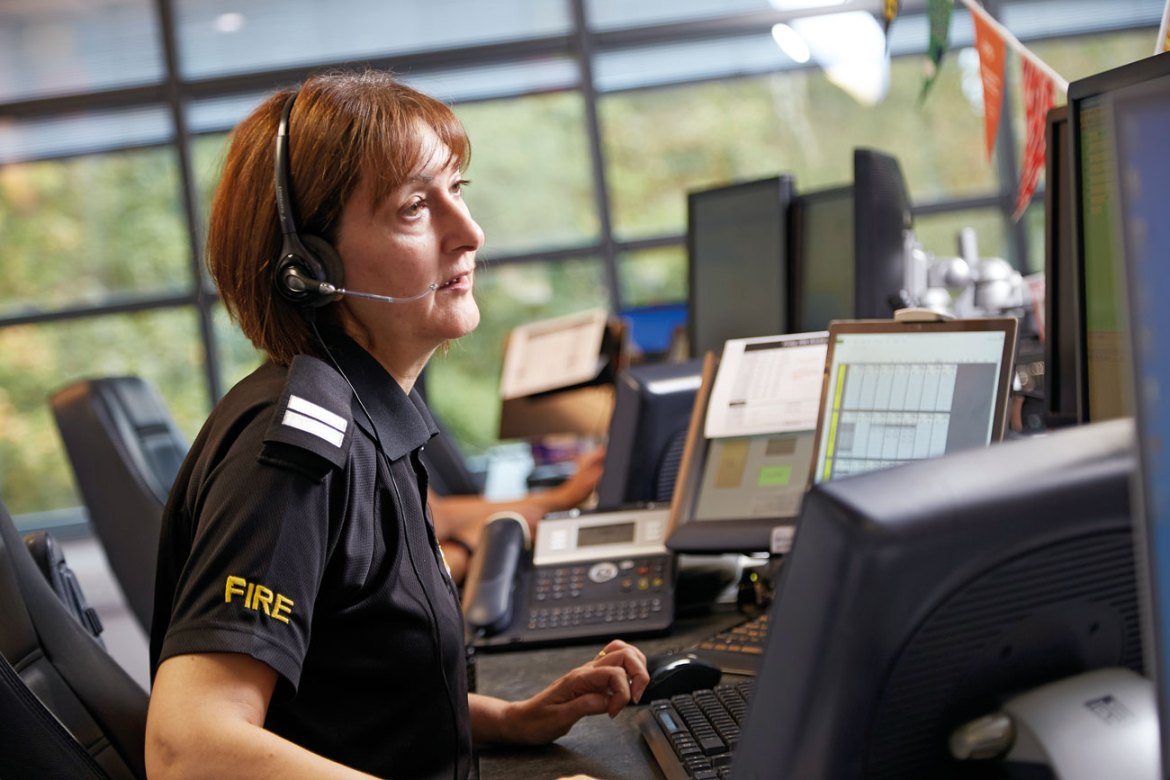 HFRS has joined forces with Hertfordshire, Norfolk and Lincolnshire Fire and Rescue Service to become The East Coast and Hertfordshire Control Room Consortium.
