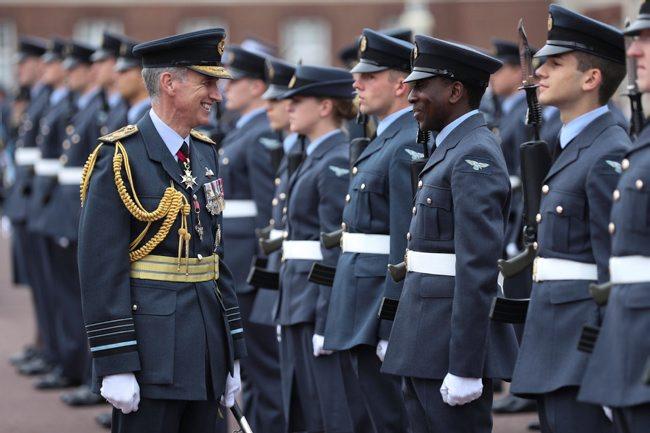 RAF Joint Graduation Cranwell