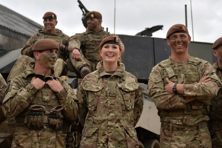 Women Allowed In All Infantry Roles