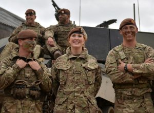 Defence Secretary Gavin Williamson has today announced that all roles in the military are now open to women.
