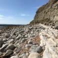 Osmington Cliff looking west