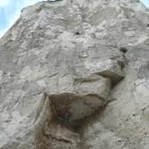 West - high cliffs
