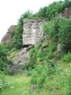Quarry sides