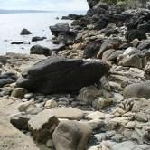 Boulders cobbles etc