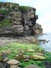 Location 3, cliffs