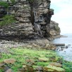 Location 3, cliffs