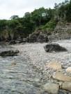 Look among the rocks