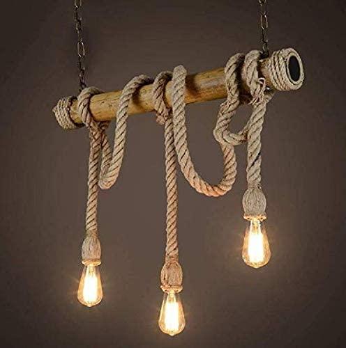 3 bulb chandalier