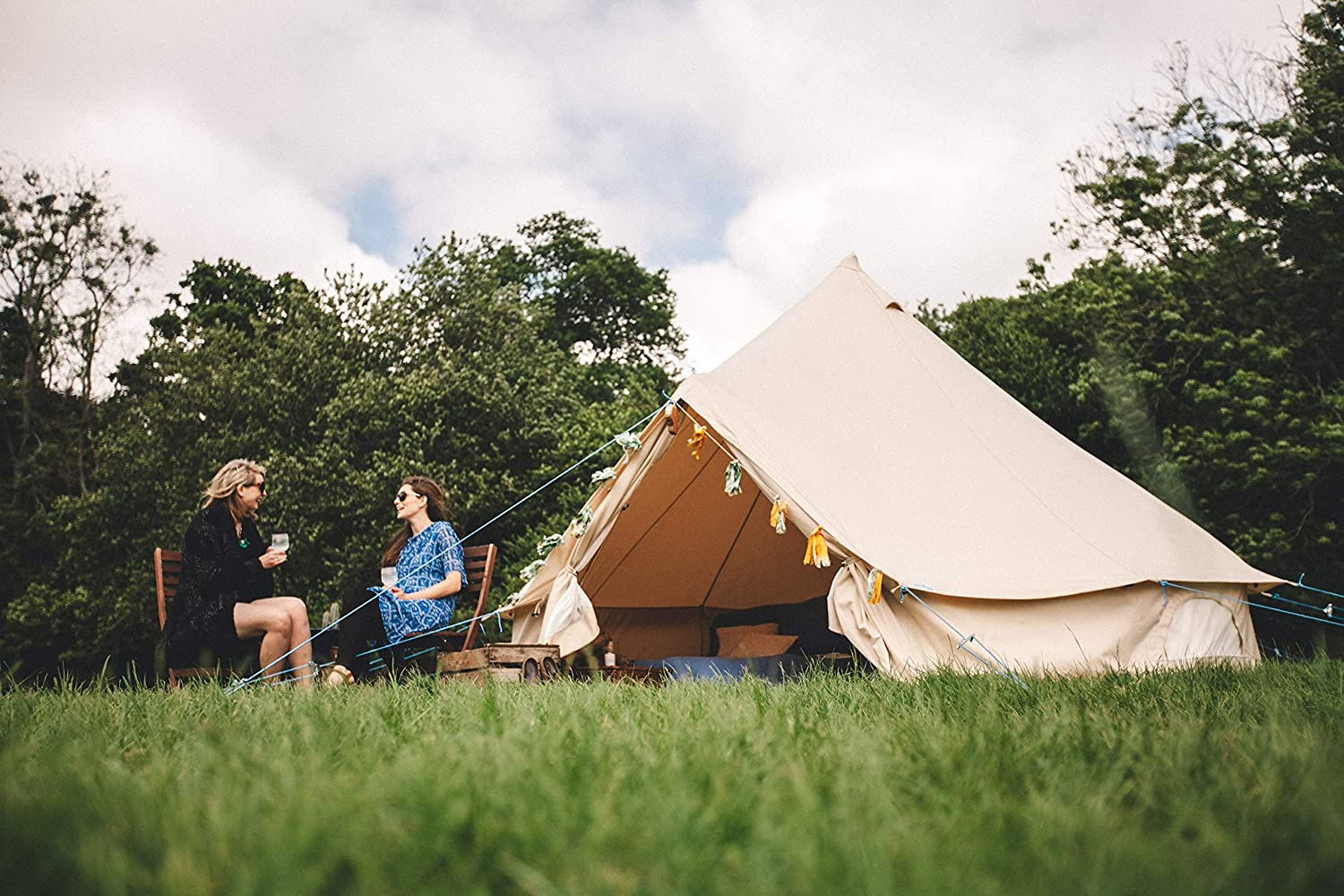 4M Bell Tent - Bell Tent Boutique