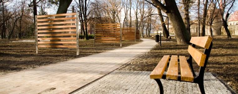 Rewitalizacja Parku Miejskiego