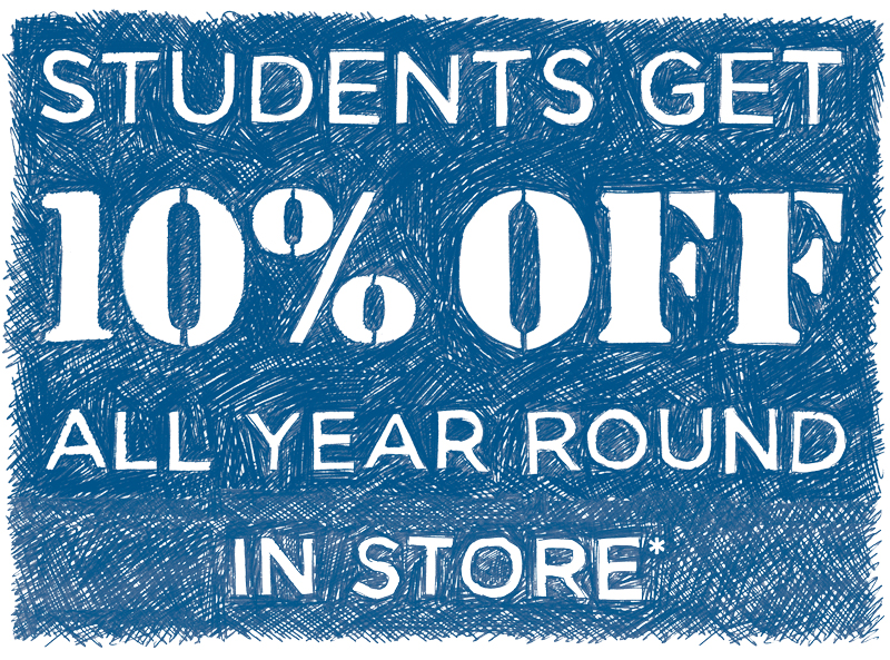 Top 12 discounts for international students