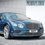 Buff Bentley & Golden Shed Premium Platinum album art