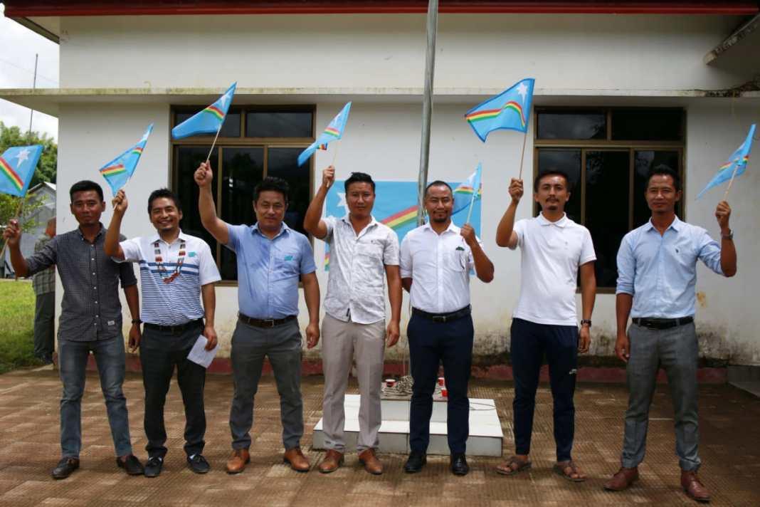 ANSAM Naga Independence day celebration